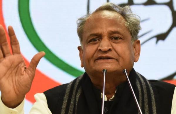 Ashok Gehloturges PM Narendra Modito restart stalled railway projects involving Rajasthan