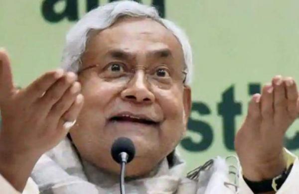 Bihar CM Nitish Kumar chuckles over demand for 'Bharat Ratna' to SoniaGandhi