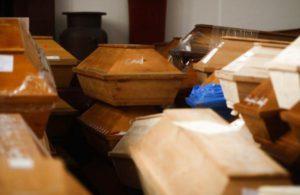 Bodies pile up at crematorium in Germany's coronavirus hot spot