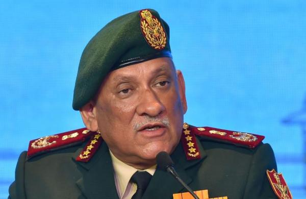 CDS Bipin Rawat reviews India's military preparedness for second day in border areas of Arunachal