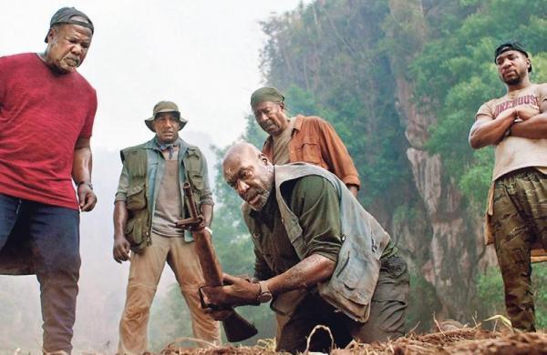 Chadwick Boseman movie 'Da 5 Bloods' wins big at Critics Choice Super Awards