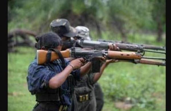 Chhattisgarh: 14 more Maoists give up arms under 'Lon Varatu' campaign