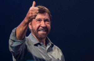 Chuck Norris denies being at Capitol attack after lookalike's image goes viral