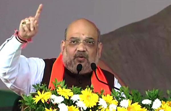 Doubling farmers income biggest priority of Narendra Modi government: Amit Shah