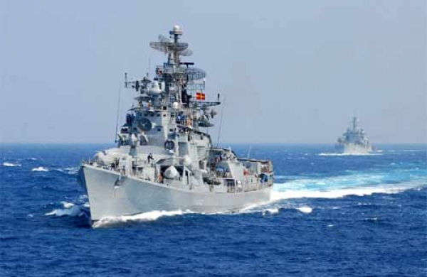 Effectiveness of India's maritime preparedness tested in two-day mega exercise