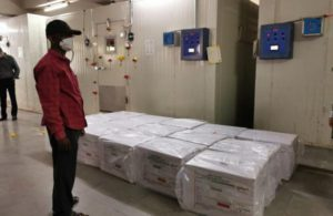 First consignment of 54,900 vials of COVID-19 vaccines reaches Patna
