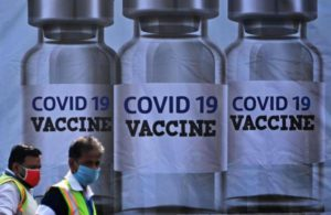 First flight carrying Covishield vaccines leavesfor Delhi from Pune