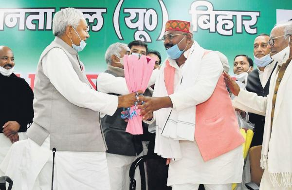 Fresh caste math with new JD(U) Bihar chief as Nitish springs another surprise