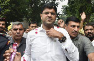 Haryana Deputy CM Dushyant Chautala to meet PM Modi on Wednesday