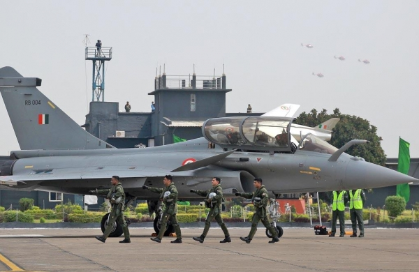 IAF to deploy Rafale, Sukhoi, Mirage 2000 jets in exercise with French air force