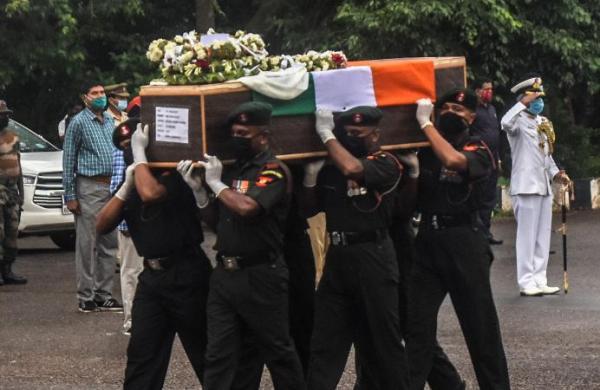 India honours Galwan Valley heroes with gallantry awards,Maha Vir Chakra for ColB Santosh Babu