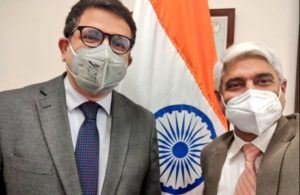 India names Manish Chauhan as new envoy to Portugal