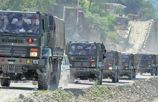 Indian Army has shown immense grit to match Chinese aggression in eastern Ladakh: Top commander