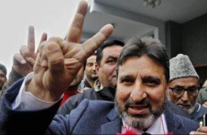 JKAP president Altaf Bukhariadvocates early restoration of statehood, assembly polls in J&K