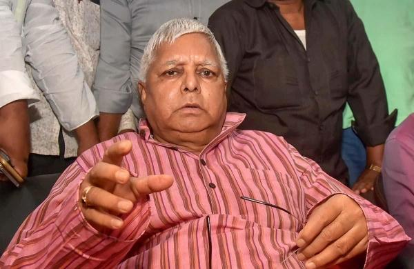 Lalu Prasad Yadav seeks early hearing of bail petition in Dumka treasury case
