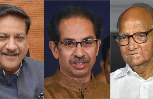 Maha Vikas Aghadiallies Shiv Sena, Congress spar over renaming Aurangabad city