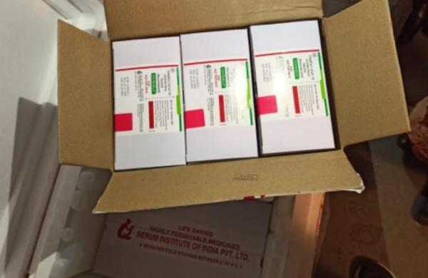 Meghalaya gets 35,000 doses of Covishieldvaccine, inoculation at 11 sites