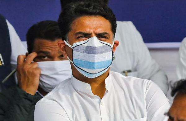 Nationalism not giving speeches from Nagpur: Congress leader Sachin Pilot