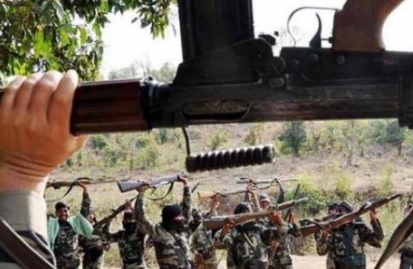 Naxals kill husband of village sarpanch in Chhattisgarh