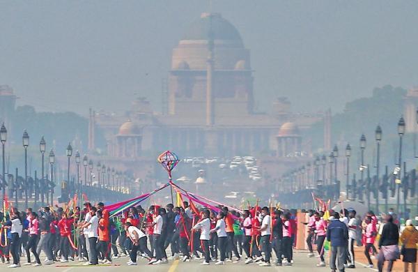 Next year's Republic Day on new Rajpath: Puri