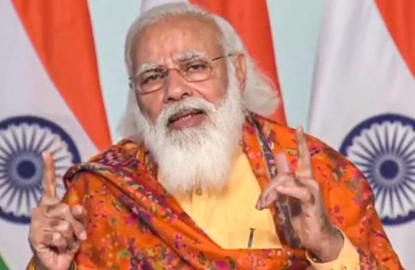 PM Modi calls dynastic politics the 'biggest enemy of democracy'