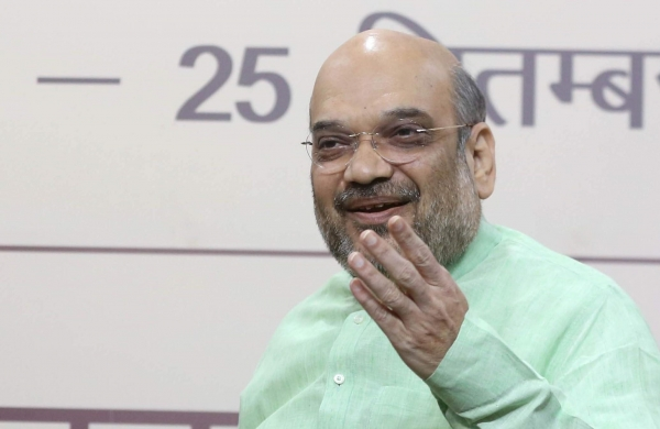 Pandemic slowed speed, but India will certainly become USD 5 trillion economy: Amit Shah