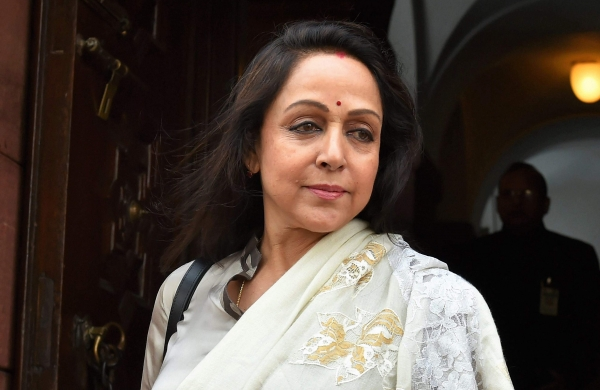 Protesting farmers don't know what they want, are agitating on the behest of someone: Hema Malini