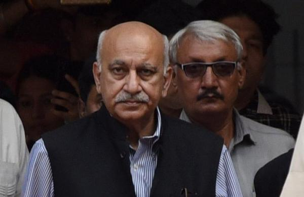 Ramani had no right to accuse me of sexual harassment as she had no proof, Akbar tells court