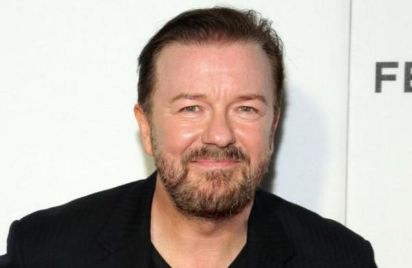 Ricky Gervais reveals he turned down chance to do comedy in space
