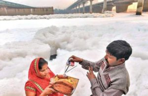 SCissues notice to Haryana over pollution in river Yamuna