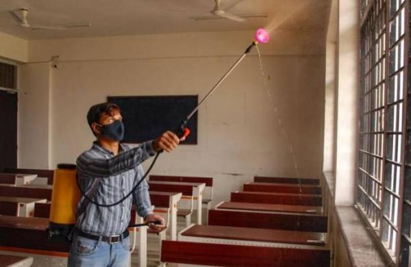 Schools reopen in Arunachal Pradesh for students of Classes 8, 9, 11