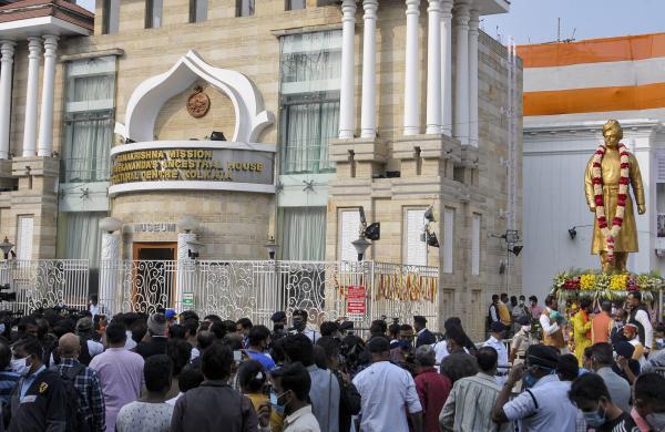 Swami Vivekananda's 158th birth anniversary celebrated across Bengal
