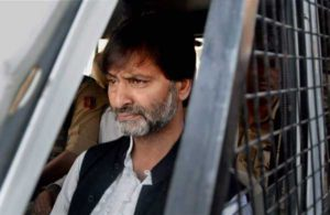TADA court frames charges against Yasin Malik, 9 others in Rubaiya Sayeed kidnapping case