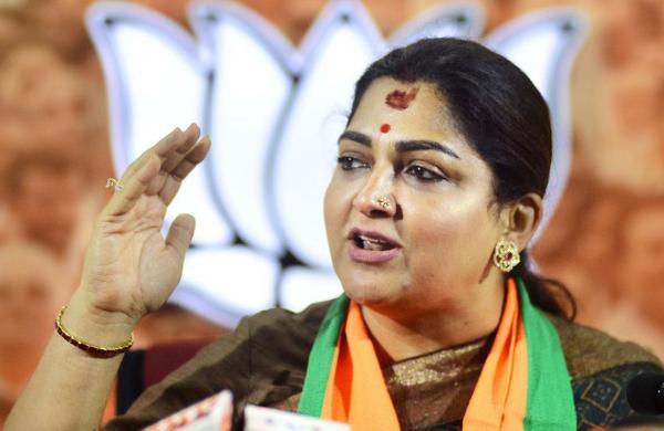 Thiruvalluvar quotes show PM cares for Tamils:Khushbu Sundar