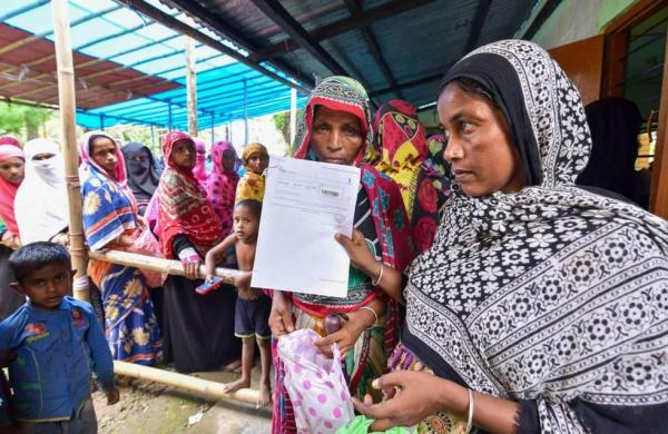 Those excluded from NRC can vote in Assam; Congress, AIUDF welcome EC decision