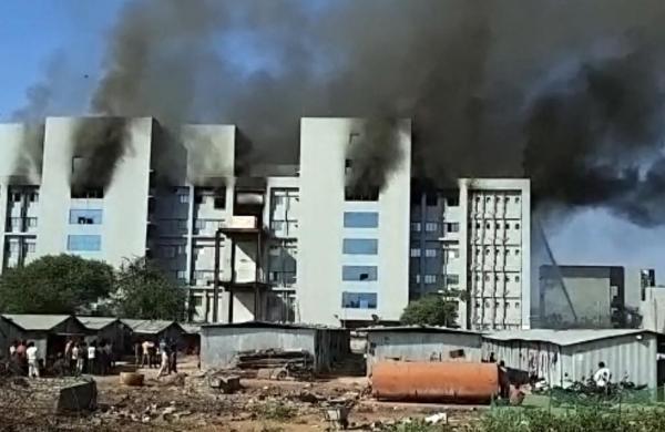 Three Maharashtragovernment agencies launch probe in Serum Institute blaze