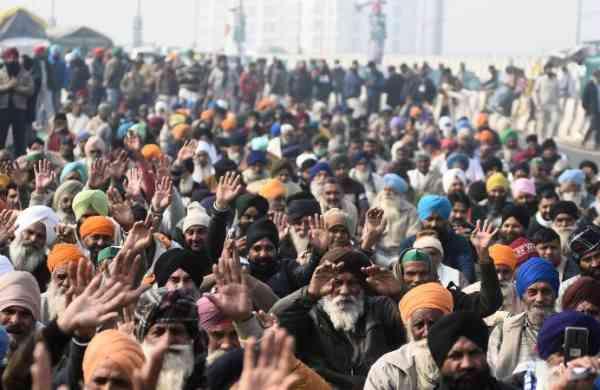 Three more protesting farmers dieat Delhi border