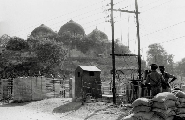 UP High Court to hear plea against acquittal of Babri mosque demolition accused