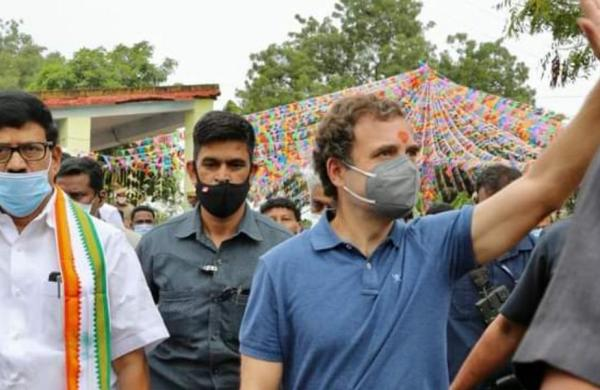 Union Government will be forced to take back farm laws, says Rahul Gandhi in Tamil Nadu