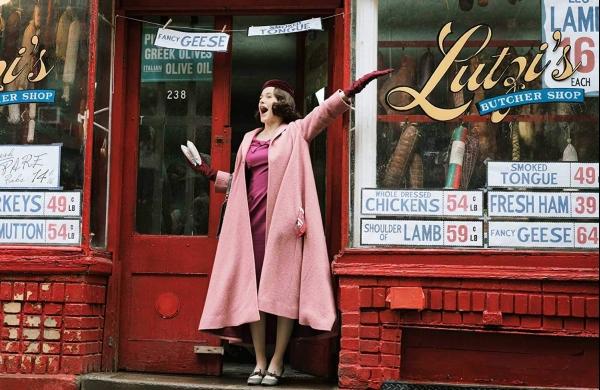We're back: Rachel starts shooting for 'Marvellous Mrs Maisel' Season 4
