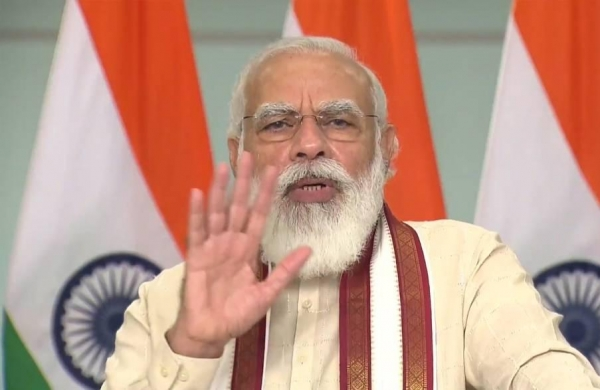 World waiting for India's vaccines, watching how it runs biggest vaccination drive: PM Modi