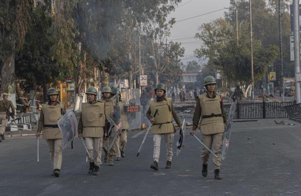 AFSPA extended in poll-bound Assam for another six months