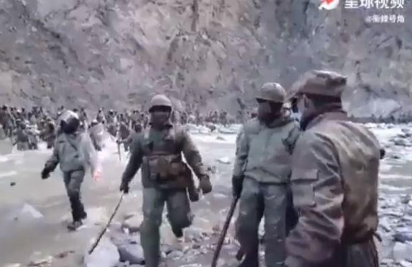 Accepting casualties in Galwan Valley clash, China blames India for face-off in June 2020