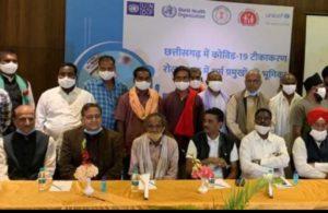 Amid rise in fresh Covid-19 cases in Chhattisgarh, leaders spread words of 'caution'