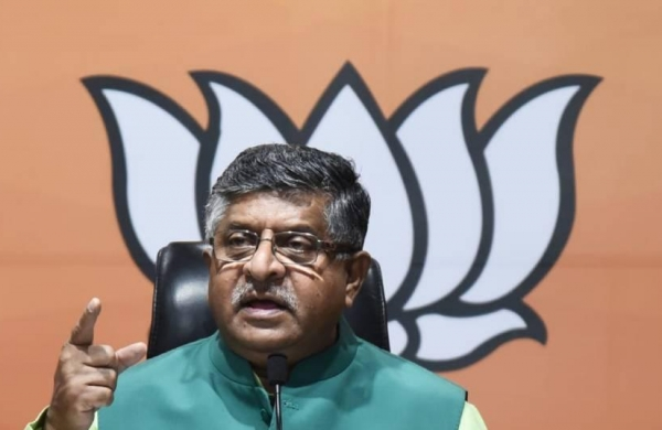 Amid row with Twitter, Prasad says social media platforms should follow Indian law