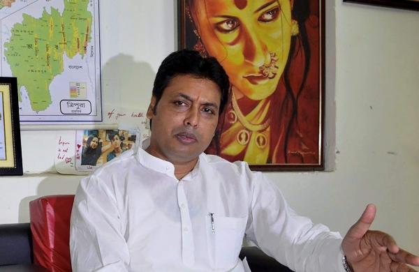 Amit Shah said BJP has plans to form governments in Nepal, Sri Lanka: Tripura CM