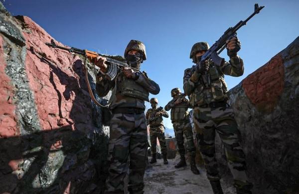 Army shoots dead 'intruder' near LoC in J&K's Baramulla