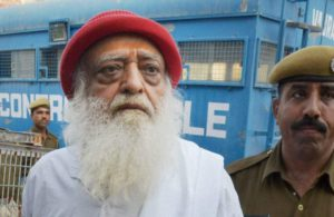 Asaram Bapu admitted to Jodhpur hospital after complaining of chest pain