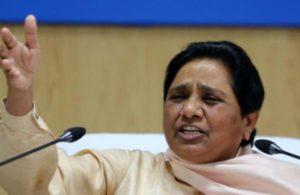 BSP president Mayawati hits out at Uttar Pradesh government over law andorder