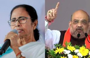 Bengal to witness clash of titans as Mamata and Amit Shah to address rallies in same district on Thursday
